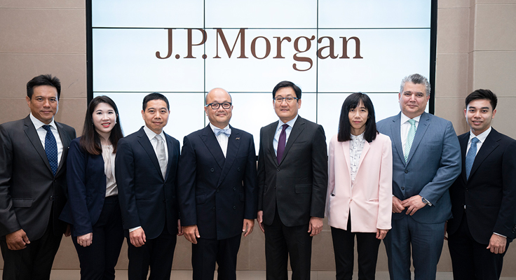 J.P. Morgan will allow you to invest in Bitcoin funds