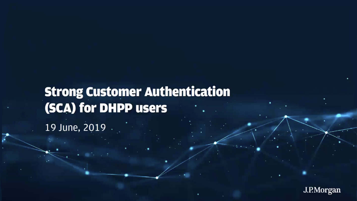 Are You Ready for Strong Customer Authentication (SCA)?
