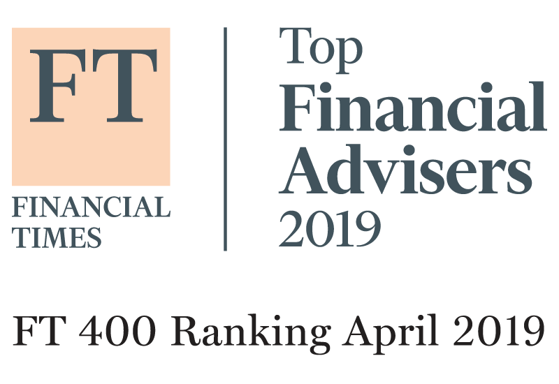 Financial Times 2019 Top Financial Advisers logo